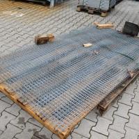 Wellengitter MW 30 x 30 x 3,0 mm verzinkt B-Ware