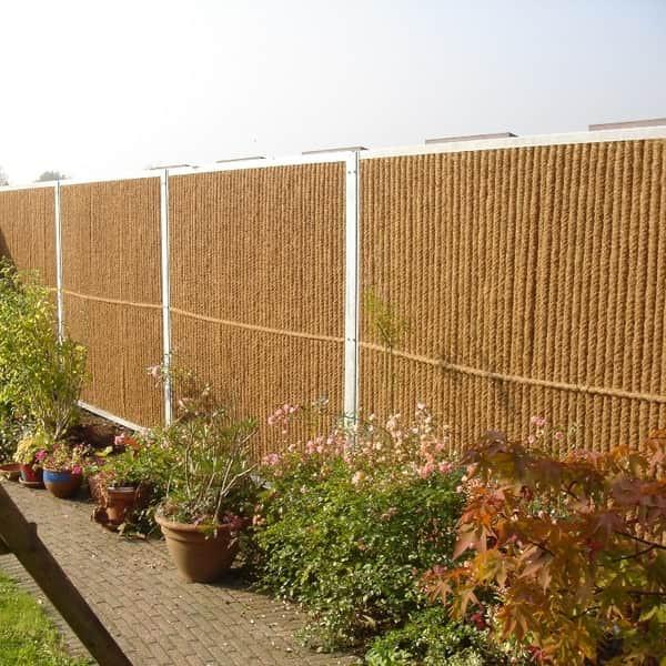 garden wall sichtschutz element