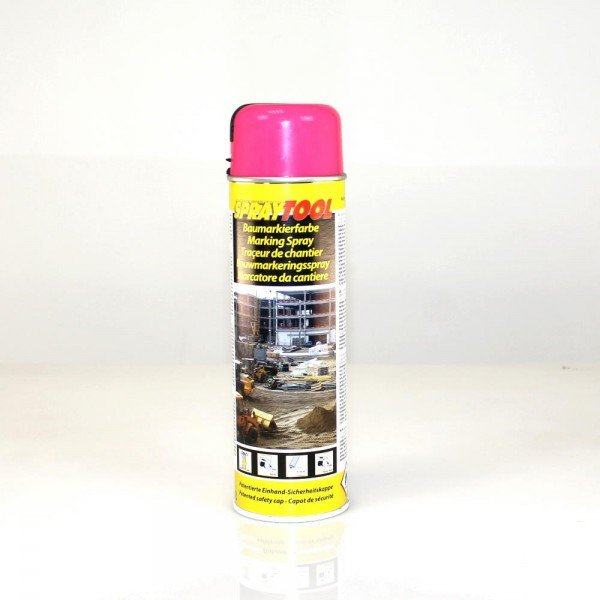 Baumarkierer Dose Spray Pink