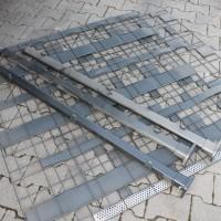Gitterzaun Zenturo® 1250 mm anthrazit 2,5 lfm