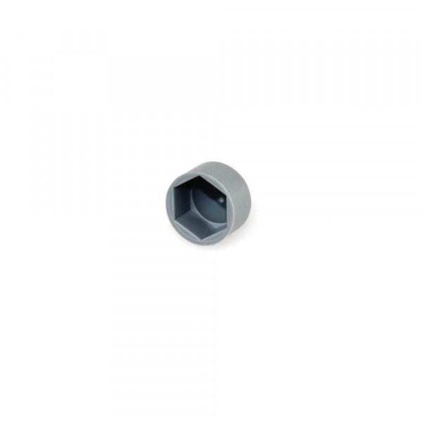Schrauben-Abdeckkappe grau M16
