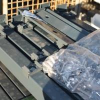 Pfosten 1230 mm - HS anthrazit leicht beschädigt