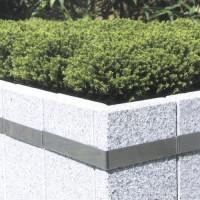 Hochbeet Granit Quadrat 0520 x 1000 x 600 mm