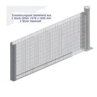 Columella Mauer 2160 x 1005 x 120 mm Erweiterungset