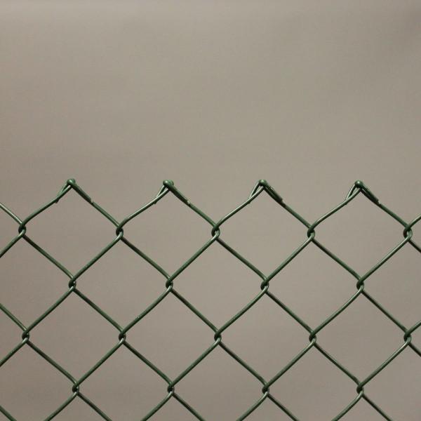 vier eck Geflecht grün  200 cm, 30x3,1 mm Meterware