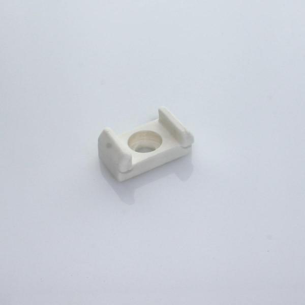 Geräuschdämmer für Pfosten weiss ab 50 mm