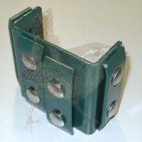 Rankbalken Koppelhalter quadratisch verzinkt und beschichtet