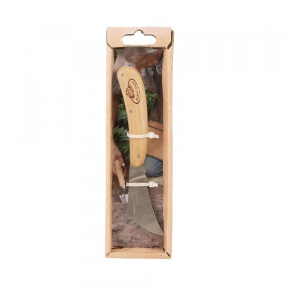 Edelstahl Gartenwerkzeug Hippe Messer