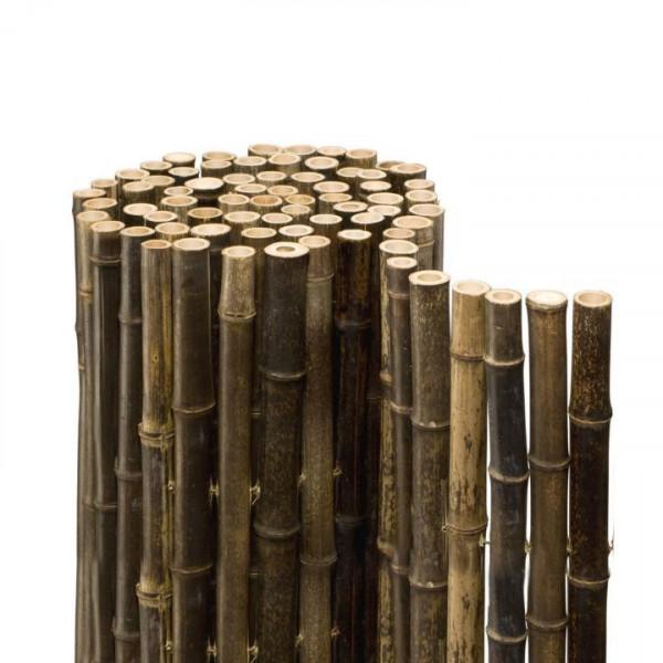 Bambus Sichtschutz in black