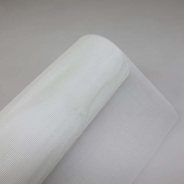 Fiberglas Fliegengitter in weiß