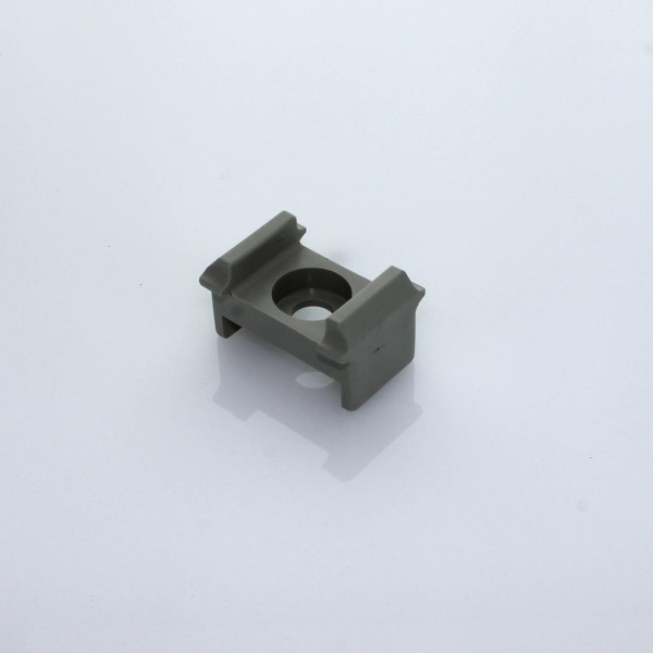 Geräuschdämmer für Pfosten HS MS grau 40 mm