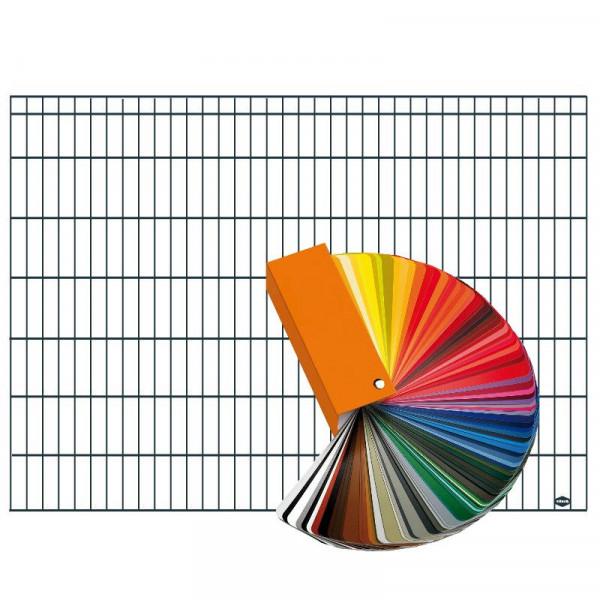 DINO Höhe 1400 mm, Gittermatte trend, Wahlfarbe