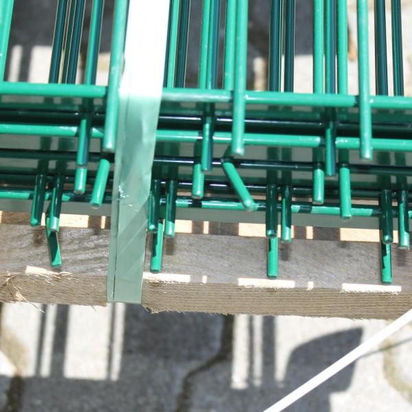 Flachstabmatten 1830 mm grün SET 17,5 m