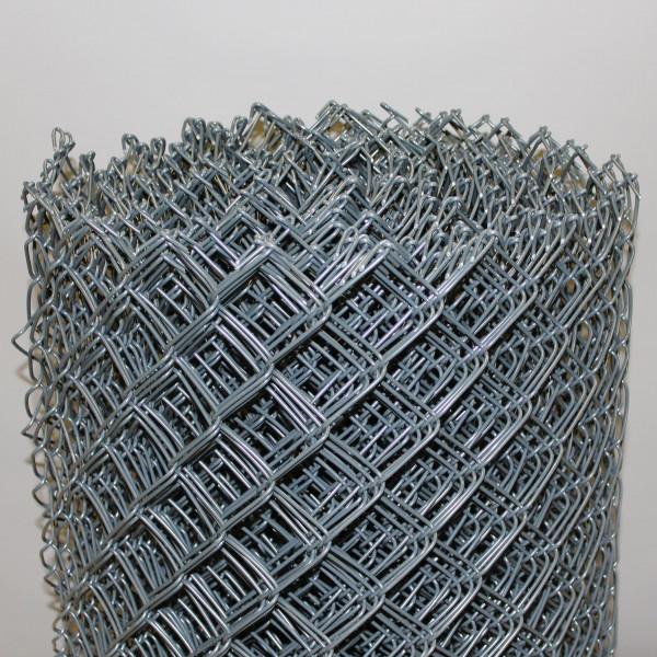 Maschendrahtzaun 80 cm 50 x 3,1 mm anthrazit