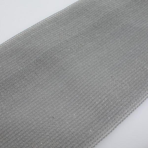 Sichtschutz Textil weissalu 70m 28621