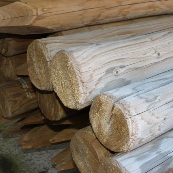 Holzsteher für Knotengeflecht