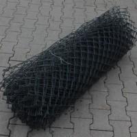 Maschendraht 1250 mm 50 x 3,1 mm anthrazit - Rolle