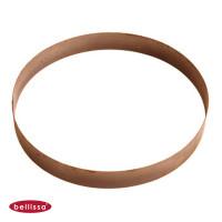Pflanzschale Formkante Kreis Corten-Stahl
