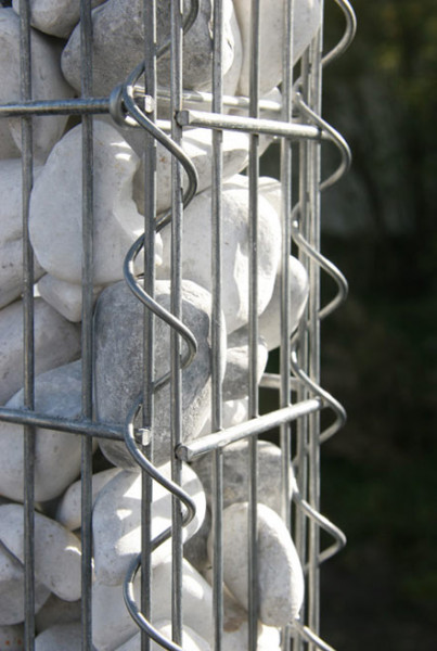 Gabi in Form Mauersystem paravento 2