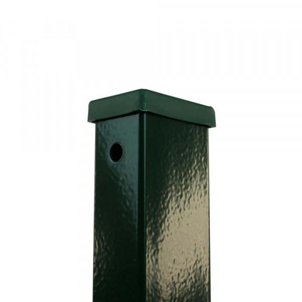 Zaunpfosten für Flachstabmattenzaun