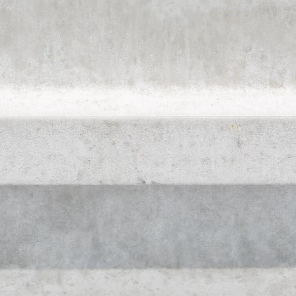 Betonzaun Standard L - Sockelplatte