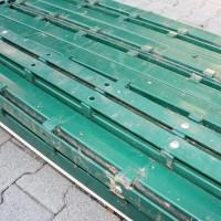 Pfosten 1030 mm HS - SET alte Ausführung - Restposten