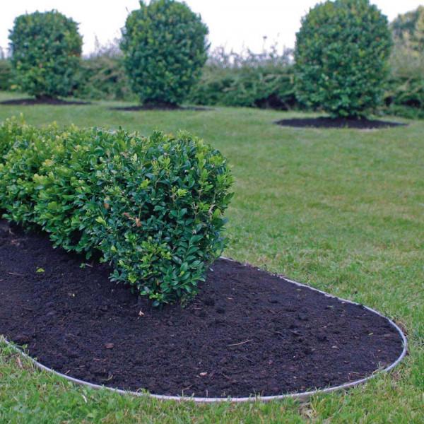 Rasenkante Profil-Viertelrund Ø 1500 x 150 mm