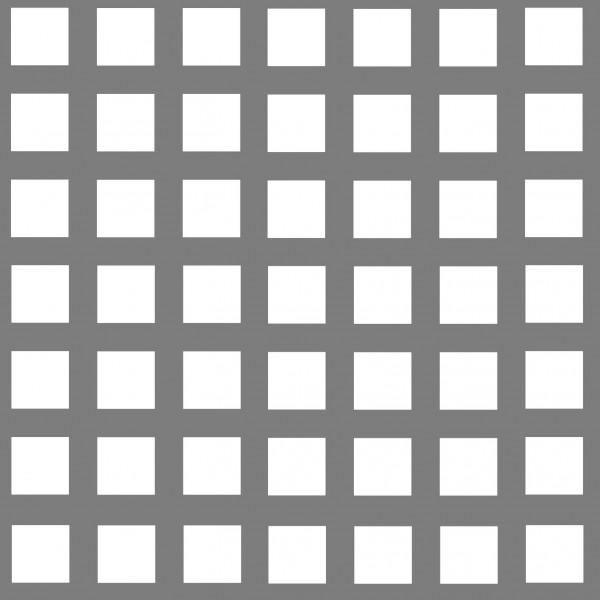 Lochblech Qg 08-12, 2000 x 1000 mm, 2,0 mm blank