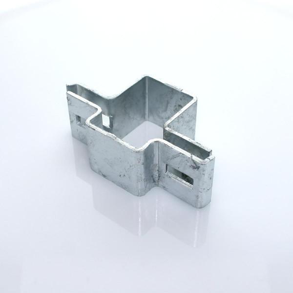 Schelle 60x40 verzinkt Mittelschelle