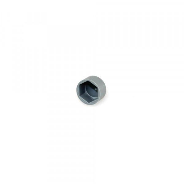 Schrauben-Abdeckkappe grau M12