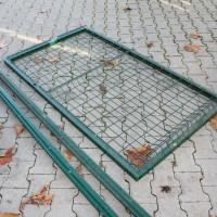 Tor 1000 x 1730 mm grün Bekafor® - beschädigt
