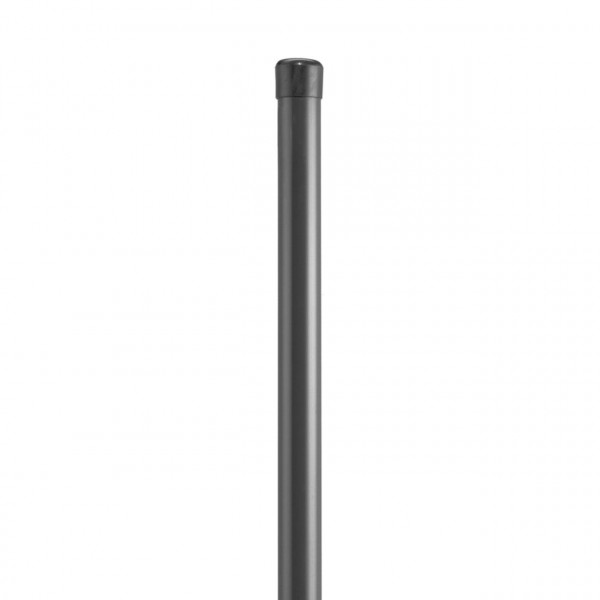 DINO Höhe 1600 mm, Pfosten Ø 42x2300 mm anthrazit