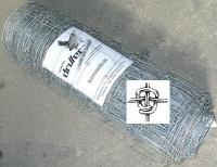 Knotengeflecht - SU 140/11/15 - 3,7/3,0 mm starkverzinkt