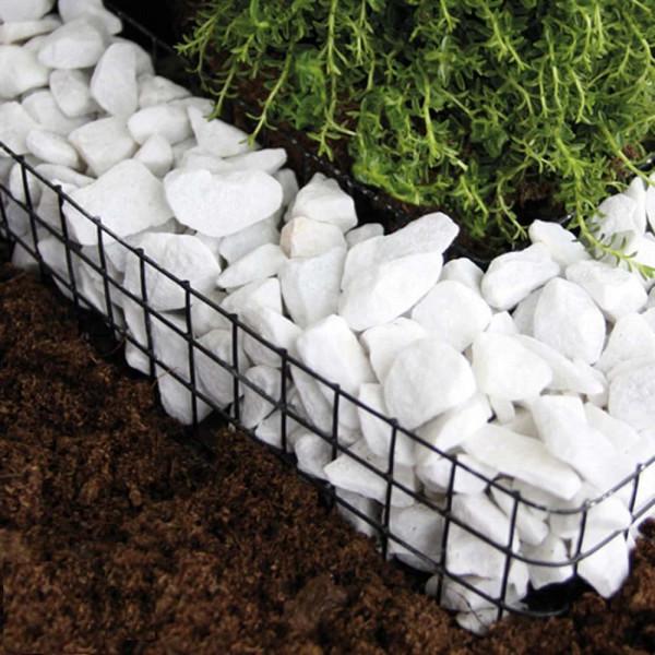 Pflanzschale in Herzform Blumenherz Grab