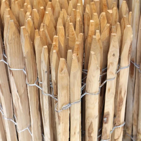 Staketenzaun 15-20 Jahre aus Frankreich 80 cm