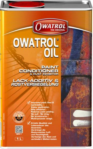 Rost Schmutzmittel Owatrol Öl zum Streichen 1,0 Liter
