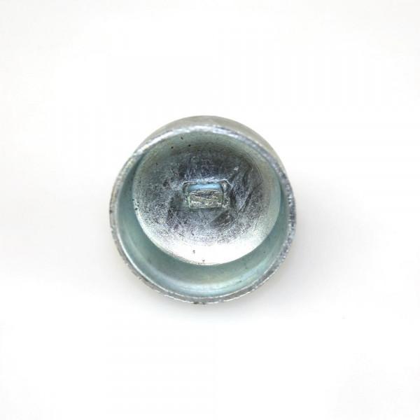 Verzinkte Strebenanschlusskappe 48 mm