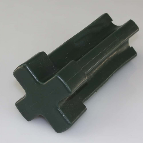Einschlaghilfe für Bodenhülse 71x71mm und rund 81 mm