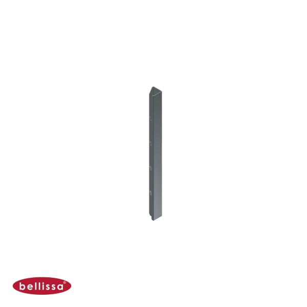 Rost Hochbeet Hochgarten Corten-Stahl pannello