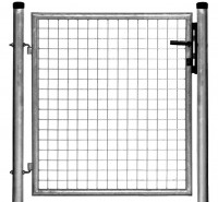 Gartentor feuerverzinkt 1000 x 2000 mm
