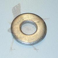 Unterlegscheibe M 17 40/17,0 mm verzinkt