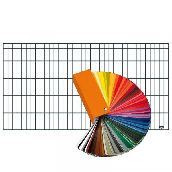 DINO Höhe 1000 mm, Gittermatte trend, Wahlfarbe