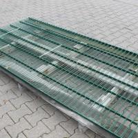 Flachstabmatten 1230 mm grün - SET