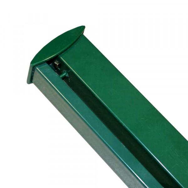 LEGI Pfosten 80 cm RP-Fit verzinkt und grün beschichtet