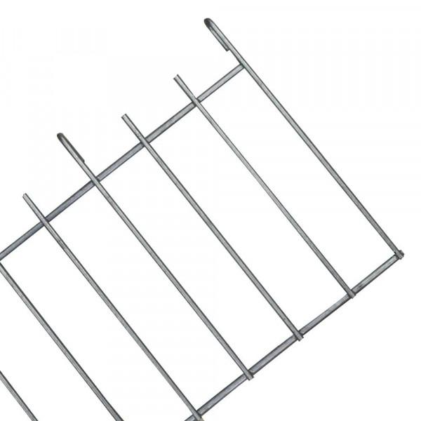 Legi - Abdeckgitter für Steinzaun 250 mm