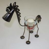 Windlicht Modell Pferd