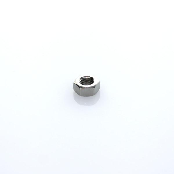 Sechskantmutter für Schraube M8 aus V2A