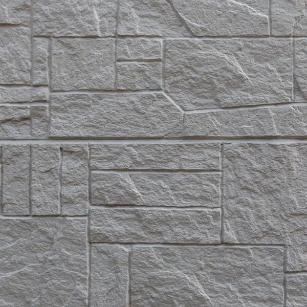 Betonzaun Standard S - Flagstone Platte