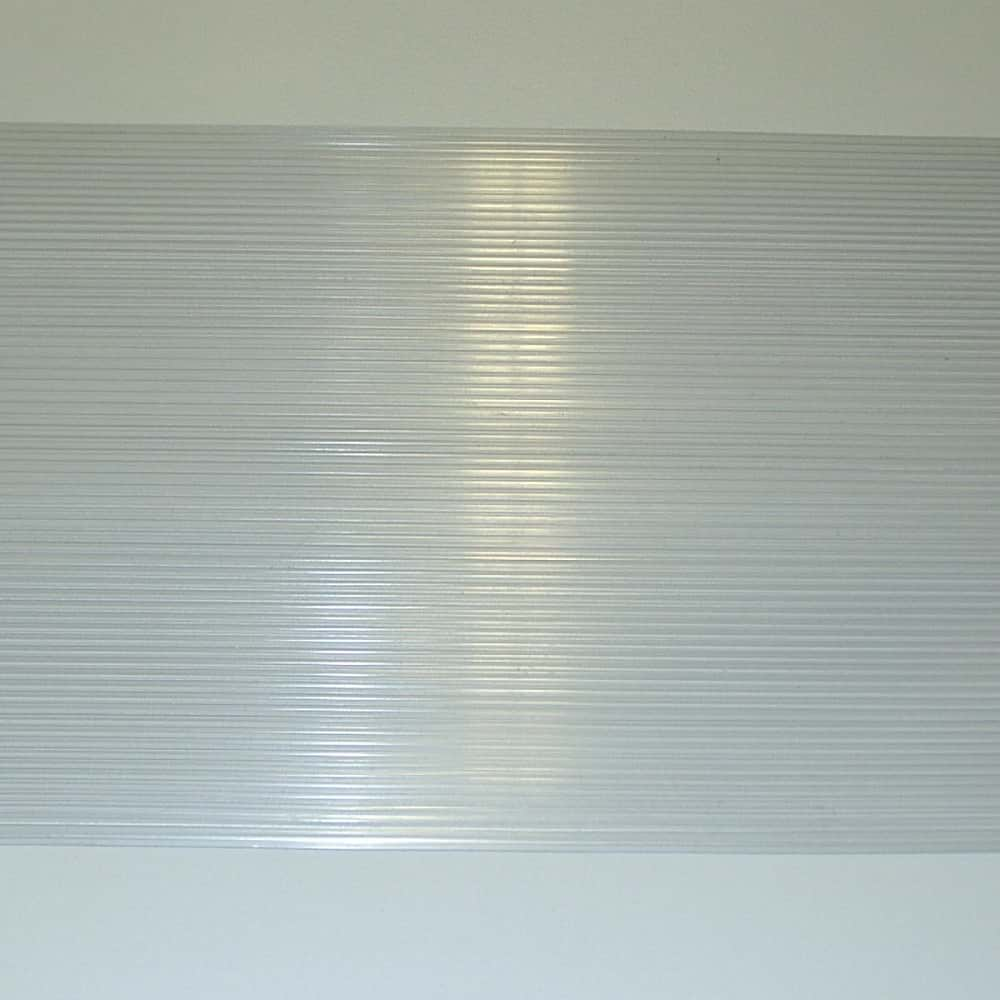 Der Stabile Sichtschutzstreifen 190 X 2550 Mm Transparent
