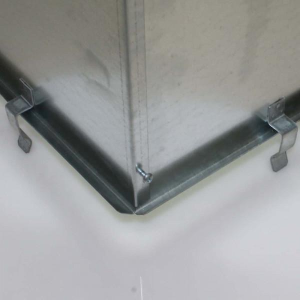 Laubbehälter für Schiebkarren 85 Liter
